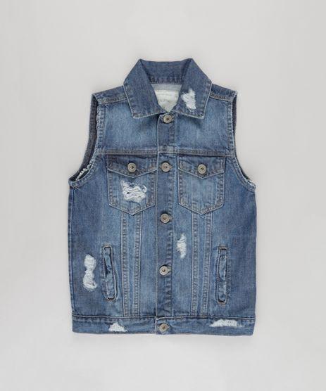 Colete-Jeans-Destroyed-Azul-Medio-8730163-Azul_Medio_1