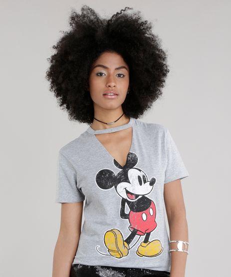 Blusa-Choker-Mickey-Cinza-Mescla-8757468-Cinza_Mescla_1
