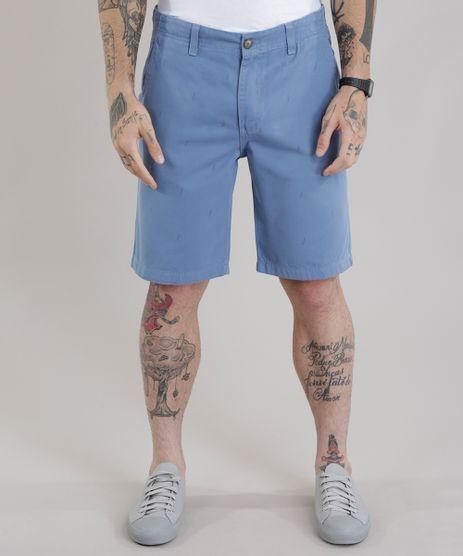 Bermuda-Slim-Estampada-de-Raios-Azul-8755550-Azul_1