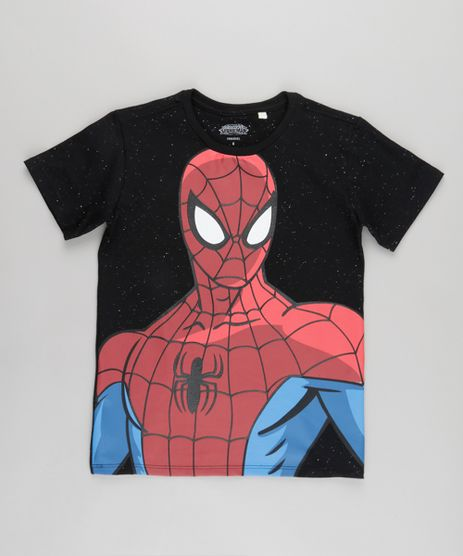 Camiseta-Homem-Aranha-Preta-8757670-Preto_1