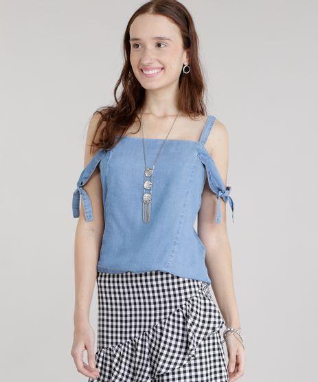 Blusa-Open-Shoulder-em-Jeans-Azul-Claro-8755145-Azul_Claro_1