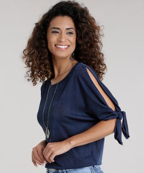 Blusa-Open-Shoulder-com-No-Azul-Marinho-8741904-Azul_Marinho_1