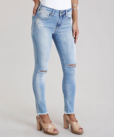 Calca-Jeans-Cigarrete-Destroyed-Azul-Claro-8752667-Azul_Claro_1