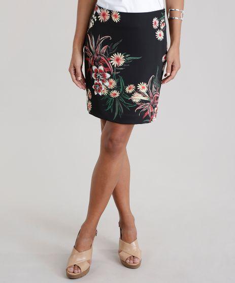 Saia-Estampada-Floral-Preta-8653264-Preto_1