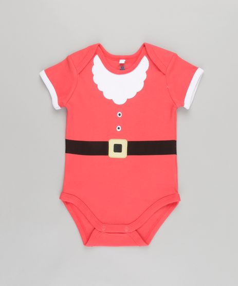 Body-Papai-Noel-em-Algodao---Sustentavel-Vermelho-8612356-Vermelho_1