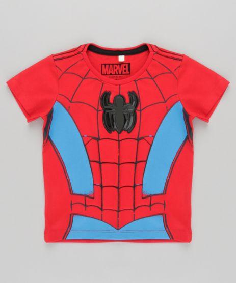 Camiseta-Homem-Aranha-Vermelha-8746908-Vermelho_1