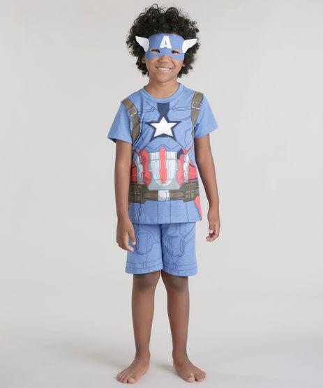 Pijama-Capitao-America-Azul-8733671-Azul_1