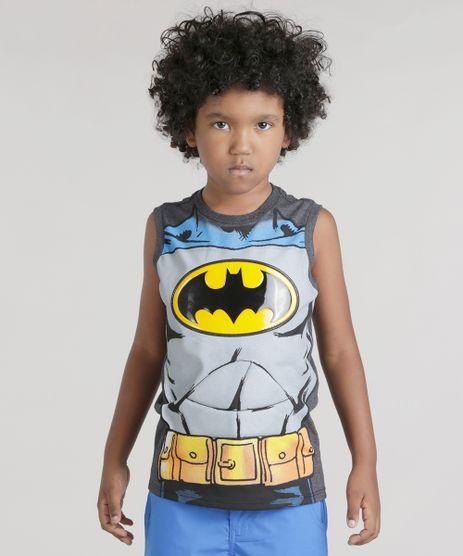 Regata-Batman-Cinza-Mescla-Escuro-8742460-Cinza_Mescla_Escuro_1