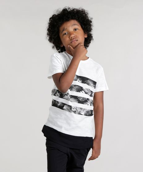 Camiseta-Longa-com-Listrada-Branca-8768802-Branco_1