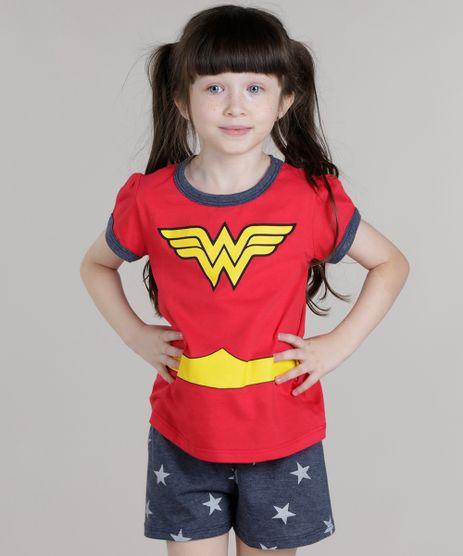 Pijama-Mulher-Maravilha-Vermelho-8732433-Vermelho_1