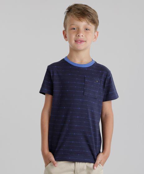Camiseta-Listrada-com-Bolso-Azul-Marinho-8760954-Azul_Marinho_1