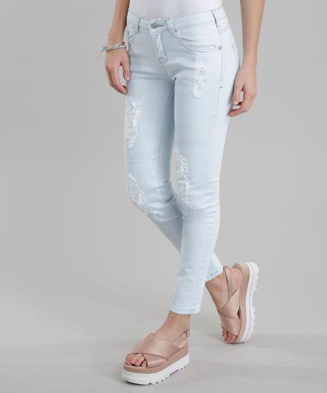 Calca-Jeans-Skinny-Destroyed-Azul-Claro-8458606-Azul_Claro_1