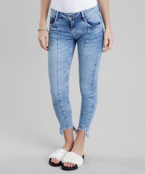 Calca-Jeans-Cigarrete-Azul-Medio-8727948-Azul_Medio_1