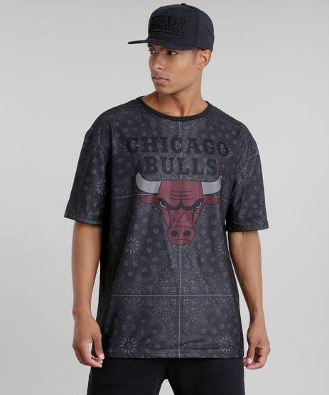 Camiseta-Estampada-NBA-Chicago-Bulls-com-Tela-Preta-8748247-Preto_1