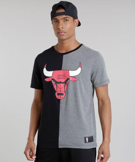 Camiseta-NBA-Chicago-Bulls-Preta-8790421-Preto_1