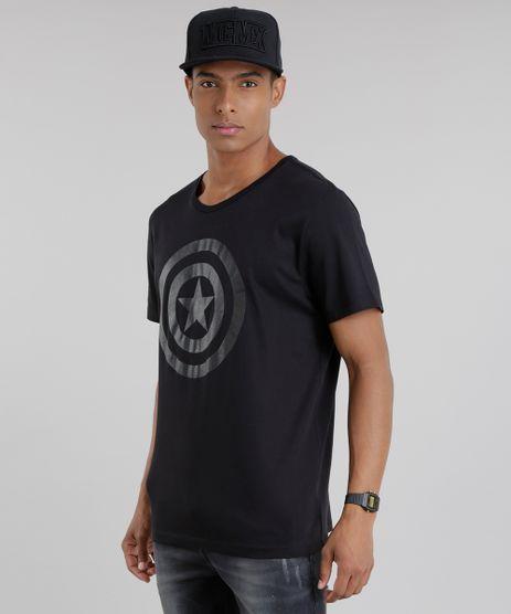 Camiseta-Capitao-America-Preta-8731488-Preto_1