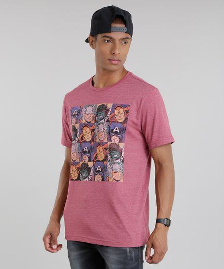 Camiseta-Os-Vingadores-Vinho-8775479-Vinho_1