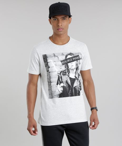 Camiseta--Trouble-Maker--Cinza-Mescla-Claro-8786363-Cinza_Mescla_Claro_1