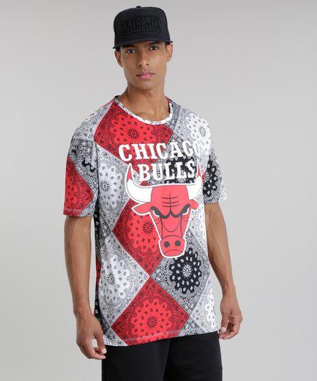 Camiseta-Estampada-de-Bandana-NBA-Chicago-Bulls-Branca-8726974-Branco_1