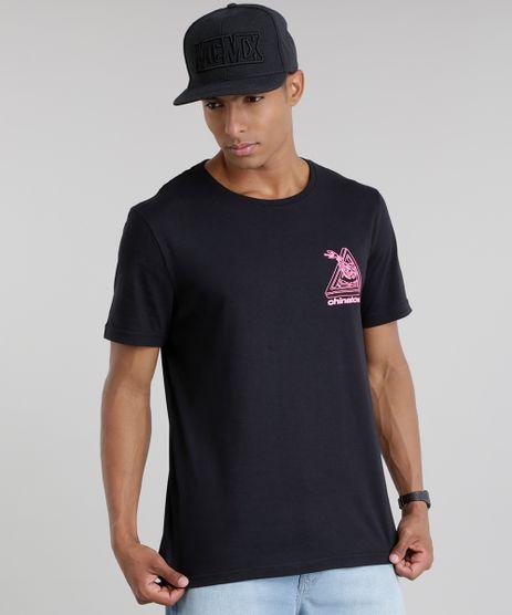 Camiseta--Chinatown--Preta-8727734-Preto_1