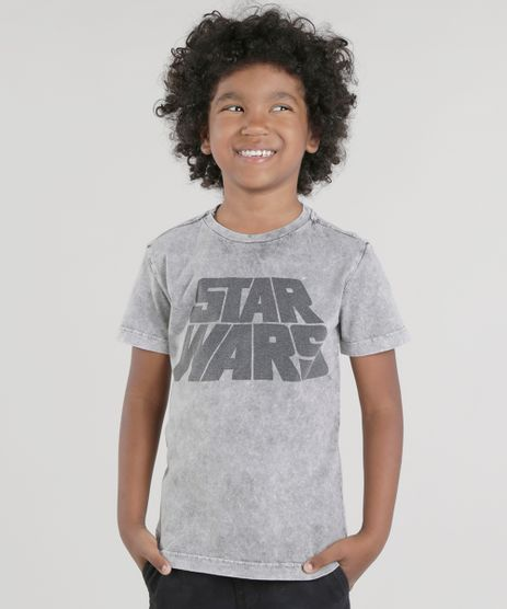 Camiseta-Star-Wars-Cinza-8742997-Cinza_1