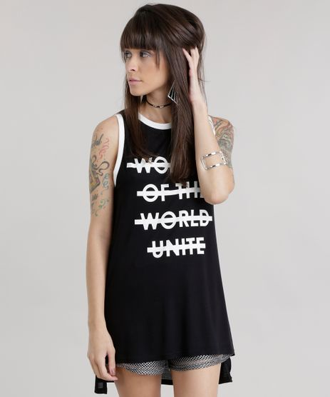 Regata-Longa--Women-of-The-World-Unite--Preta-8744988-Preto_1
