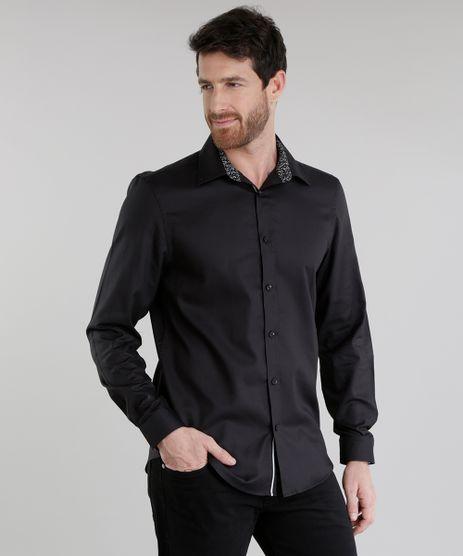 Camisa-Slim-Preta-8637798-Preto_1