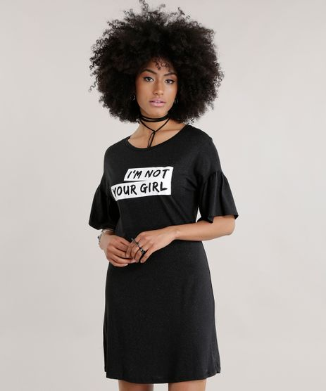 Vestido--I-m-Not-Your-Girl--com-Brilho--Preto-8743257-Preto_1