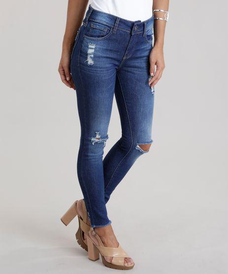 Calca-Jeans-Cigarrete-Destroyed-Azul-Escuro-8752667-Azul_Escuro_1