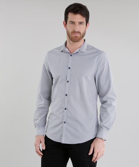 Camisa-Slim-Estampada-Geometrica-Preta-8635651-Preto_1