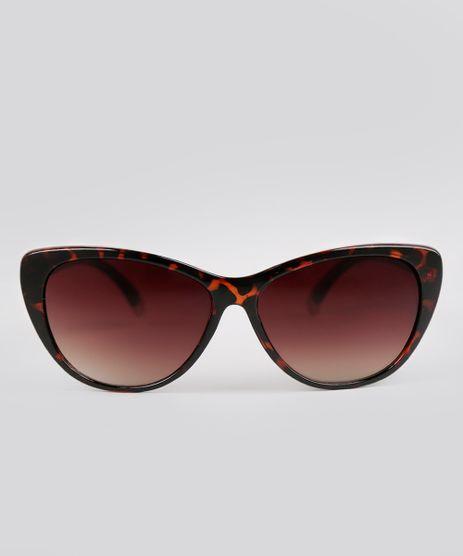 Oculos-de-Sol-Gatinho-Feminino-Oneself-Tartaruga-8793133-Tartaruga_1