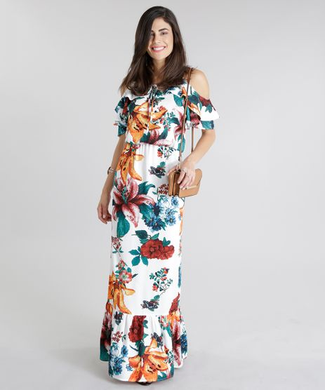 Vestido-Longo-Open-Shoulder-Floral-Off-White-8654432-Off_White_1