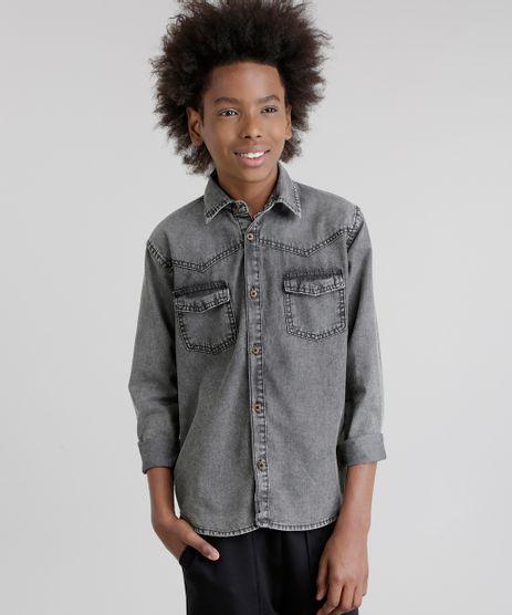 Camisa-Jeans-Preta-8728922-Preto_1