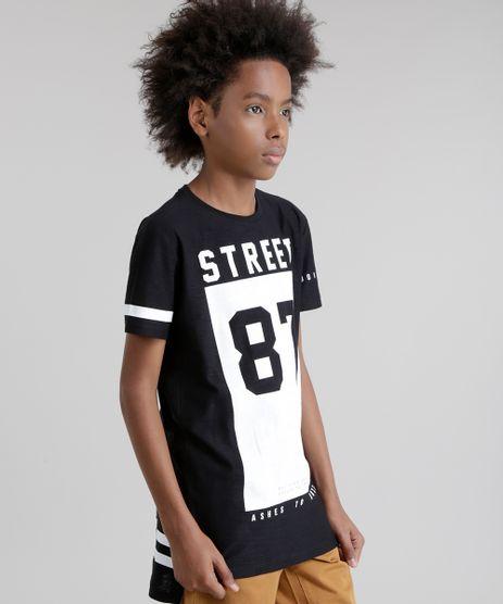Camiseta-Longa--Street-87--Preta-8743292-Preto_1