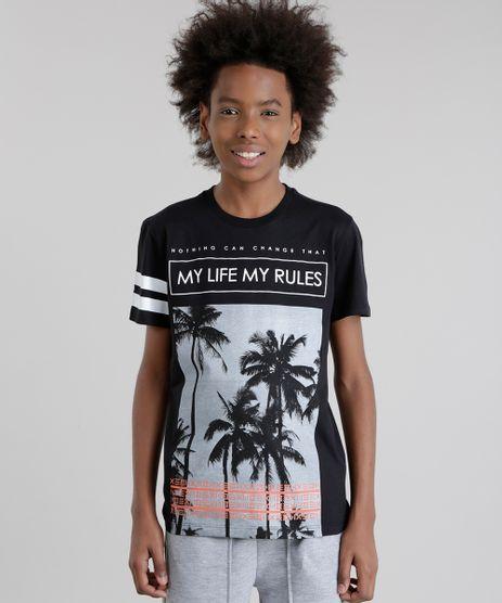Camiseta--My-Life-My-Rules--Preta-8743298-Preto_1
