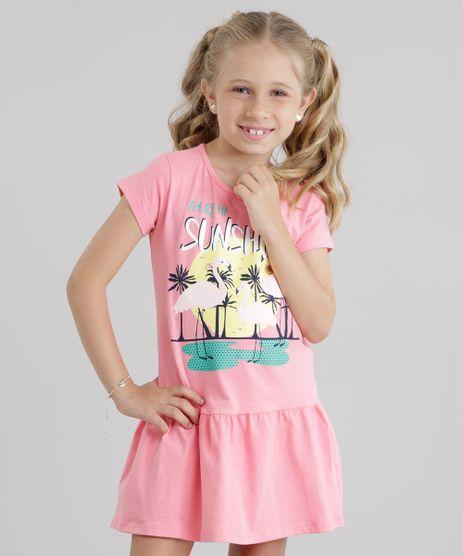 Vestido--You-re-My-Sunshine--com-Babado-Rosa-8741081-Rosa_1