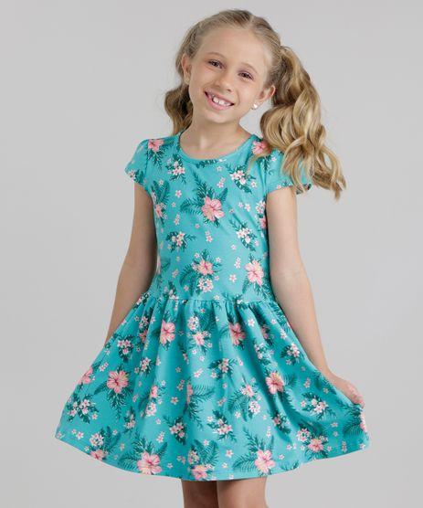 Vestido-Estampado-Floral-Verde-Agua-8721047-Verde_Agua_1