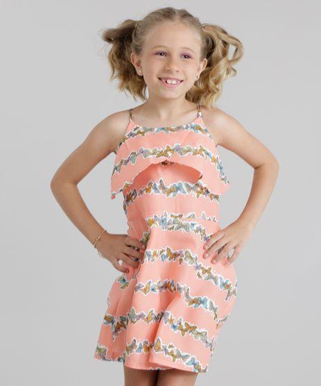 Vestido-Estampado-de-Borboletas-Coral-8687872-Coral_1