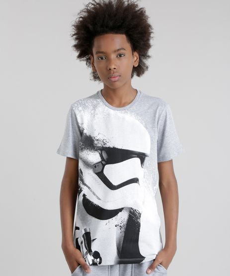 Camiseta-Stormtrooper-Cinza-Mescla-8725454-Cinza_Mescla_1