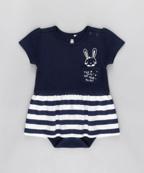 Body-Saia--Too-cute-for-your-pocket--em-Algodao---Sustentavel-Azul-Marinho-8689103-Azul_Marinho_1