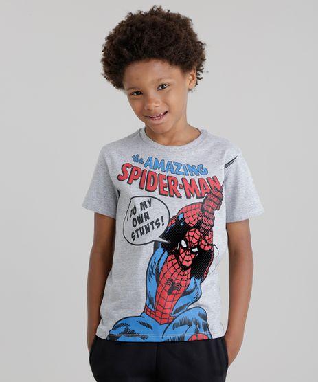Camiseta-Homem-Aranha-Cinza-Mescla-8712733-Cinza_Mescla_1