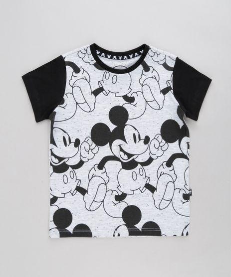 Camiseta-Botone-Mickey-Cinza-Mescla-8726129-Cinza_Mescla_1