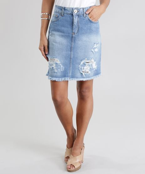 Saia-Jeans-Destroyed-Azul-Medio-8792492-Azul_Medio_1