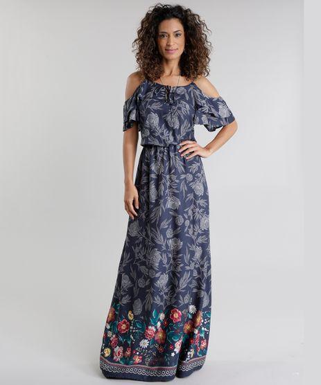 Vestido-Longo-Open-Shoulder-Estampado-Floral-Azul-Escuro-8654452-Azul_Escuro_1