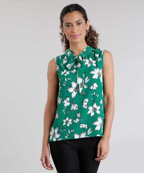 Regata-Estampada-Floral-com-Gola-Laco-Verde-8724013-Verde_1