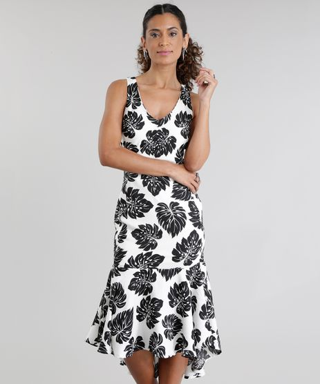 Vestido-Midi-Estampado-de-Folhagens-Off-White-8649179-Off_White_1