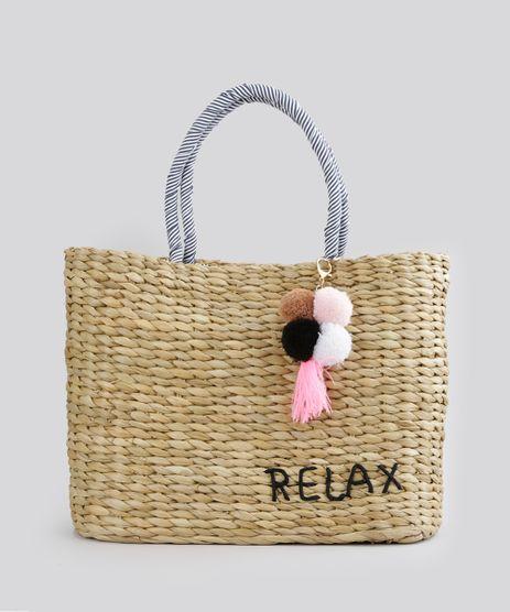 Bolsa-Shopper-em-Palha-com-Pompom-Bege-8727398-Bege_1