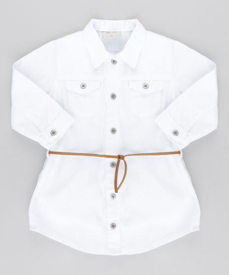 Vestido-Chemise-com-Cinto-Branco-8420280-Branco_1