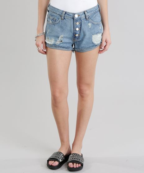 Short-Jeans-Relaxed-Destroyed-Azul-Medio-8716779-Azul_Medio_1