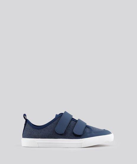 Tenis-Jeans-Molekinho-Azul-Medio-8889567-Azul_Medio_1